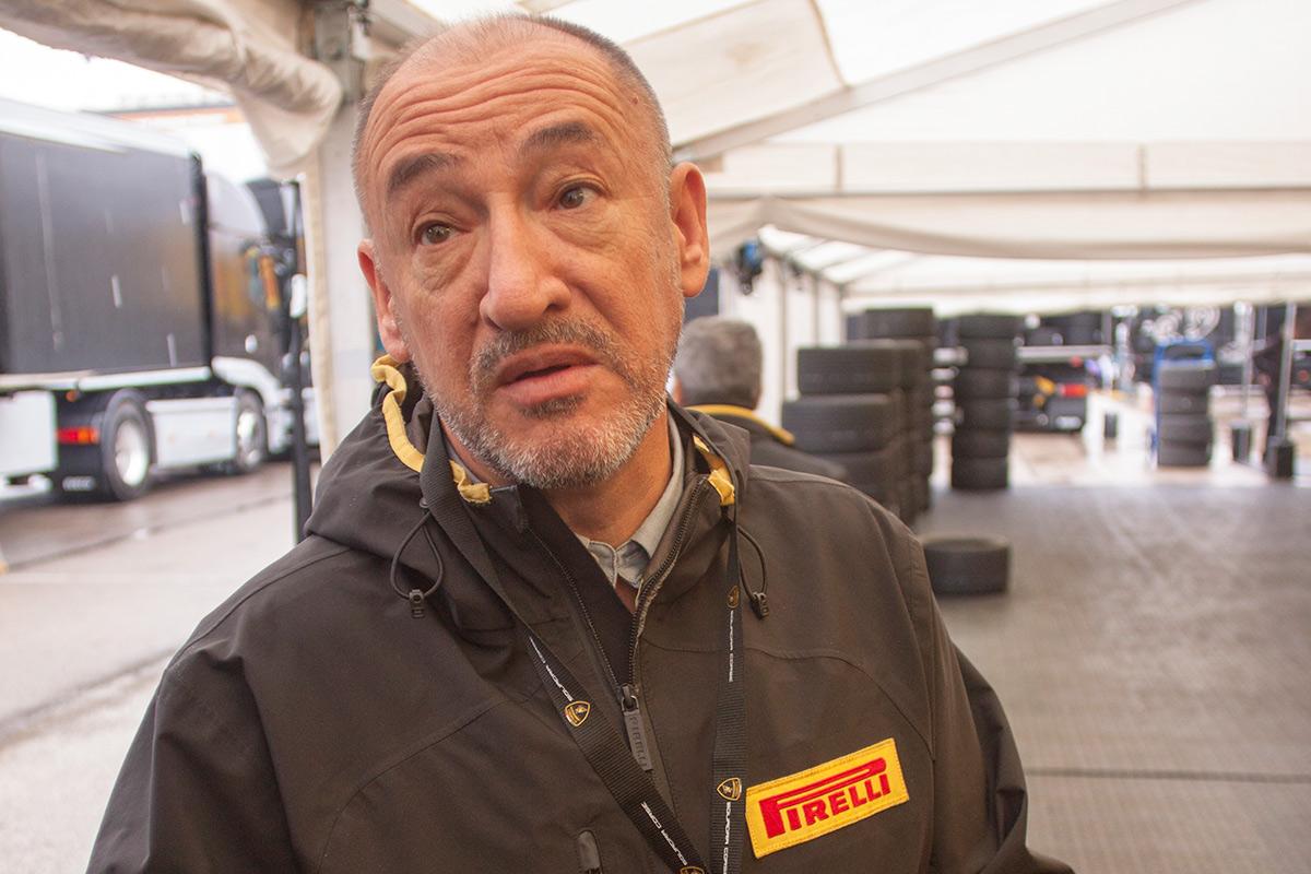 Florenci Caso - Pirelli España