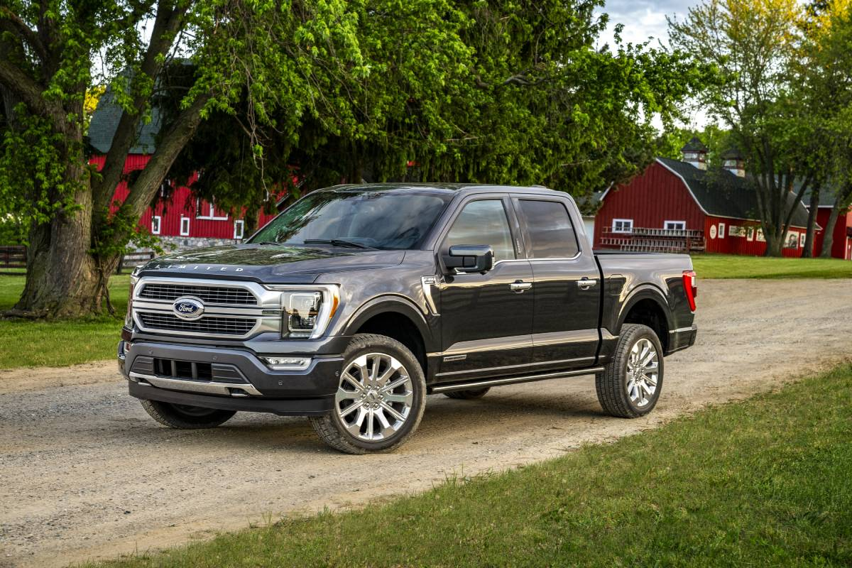 2021 Ford Lightning Specs and Review