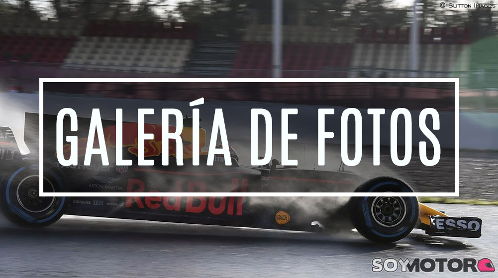Galería de fotos - día 4 test F1 Barcelona