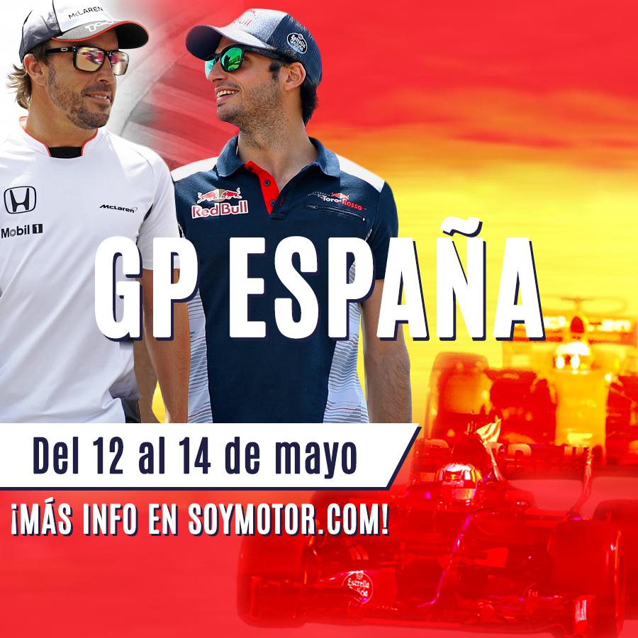 Horario GP de España F1 2017
