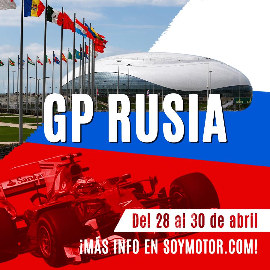 GP de Rusia F1 2017 - SoyMotor.com