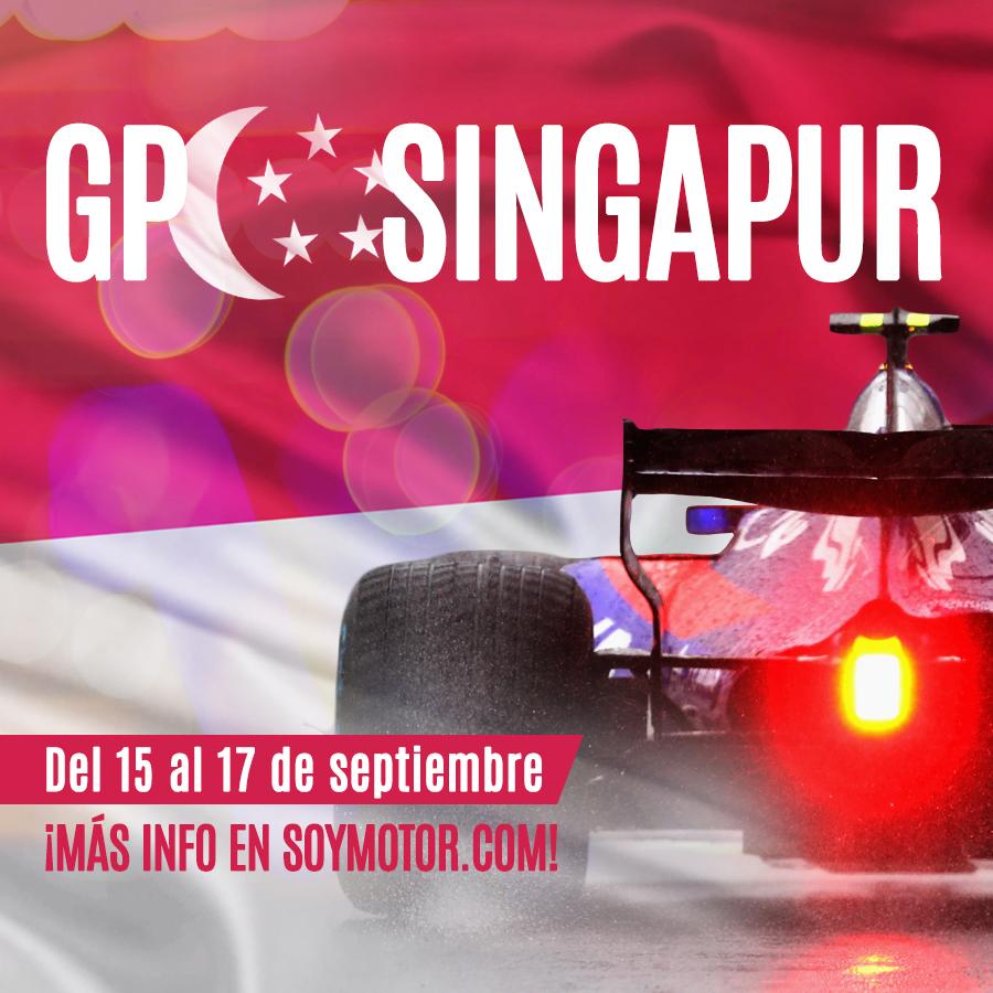 GP Singapur F1 2017 - SoyMotor.com