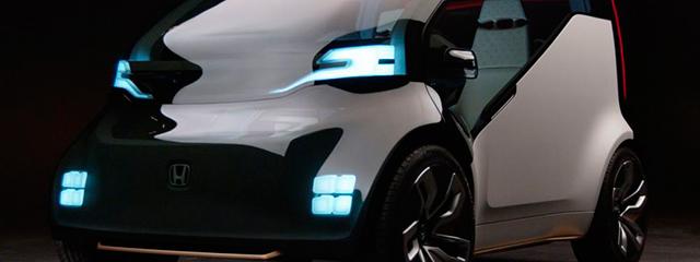 Honda Neuv Concept - Salón Ginebra 2018