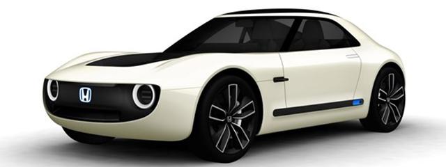 Honda Sport EV Concept - Salón Ginebra 2018