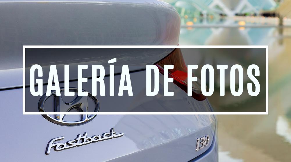 Hyundai i30 Fastback - galería de fotos