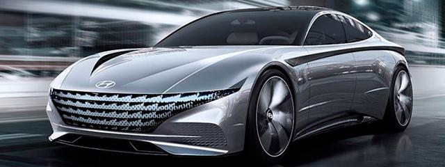 Hyundai Le Fil Rouge Concept - Salón Ginebra 2018