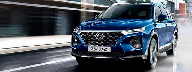 Hyundai Santa Fe - Salón Ginebra 2018