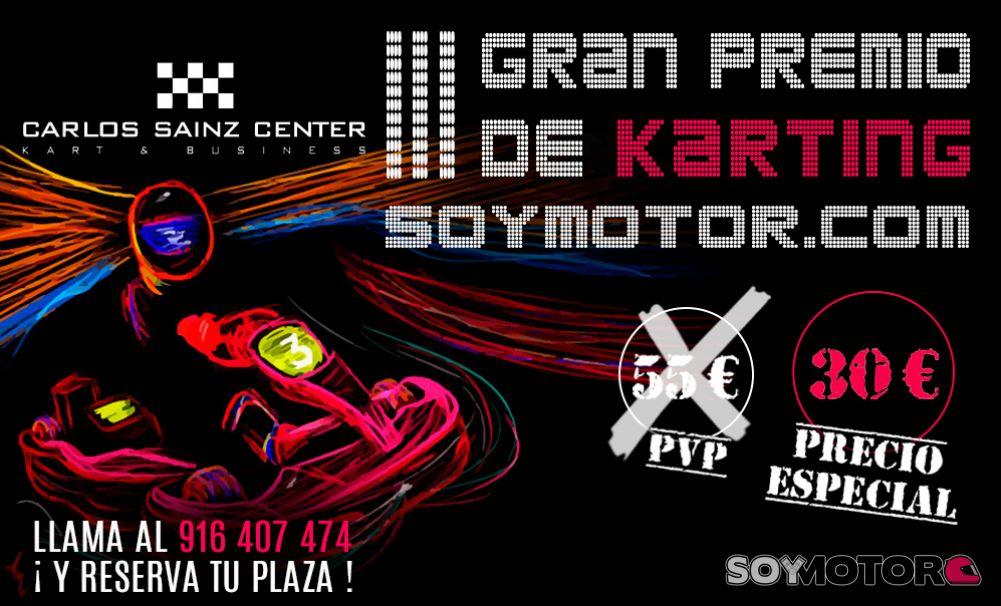 III GP de karting SoyMotor.com