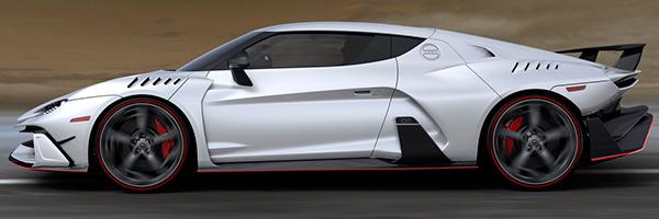 Italdesign V10 Supercar