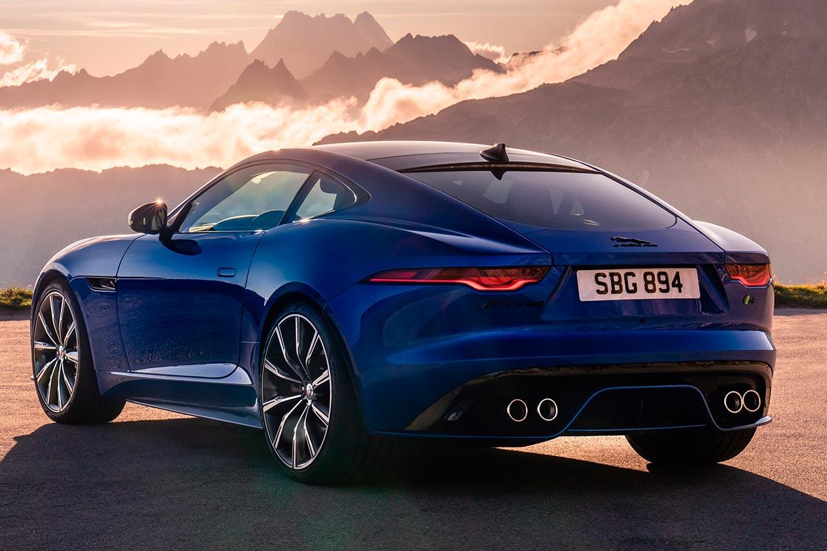 2020 f type jaguar