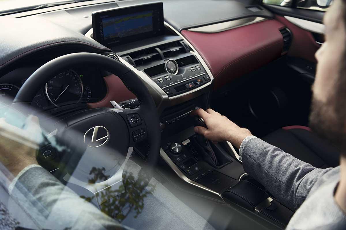 Lexus Nx 300h Hibrido Prueba Gratis El Crossover Premium Soymotor Com