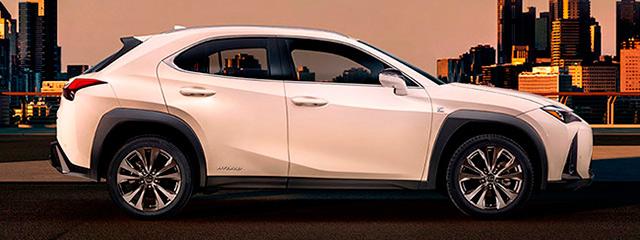 Lexus UX - Salón de Ginebra 2018