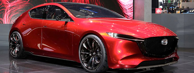Mazda Kai Concept - Salón Ginebra 2018