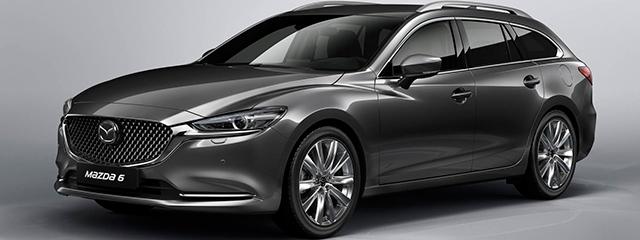 Mazda 5 Wagon - Salón Ginebra 2018
