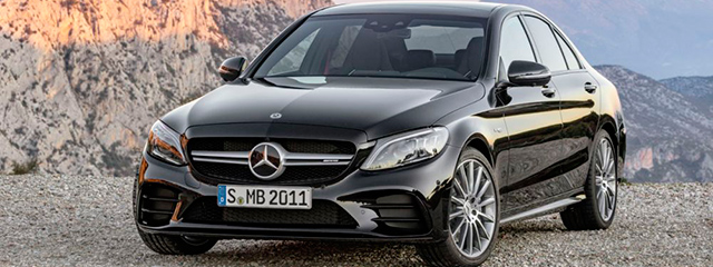 Mercedes-AMG C 43 4MATIC - Salón Ginebra 2018
