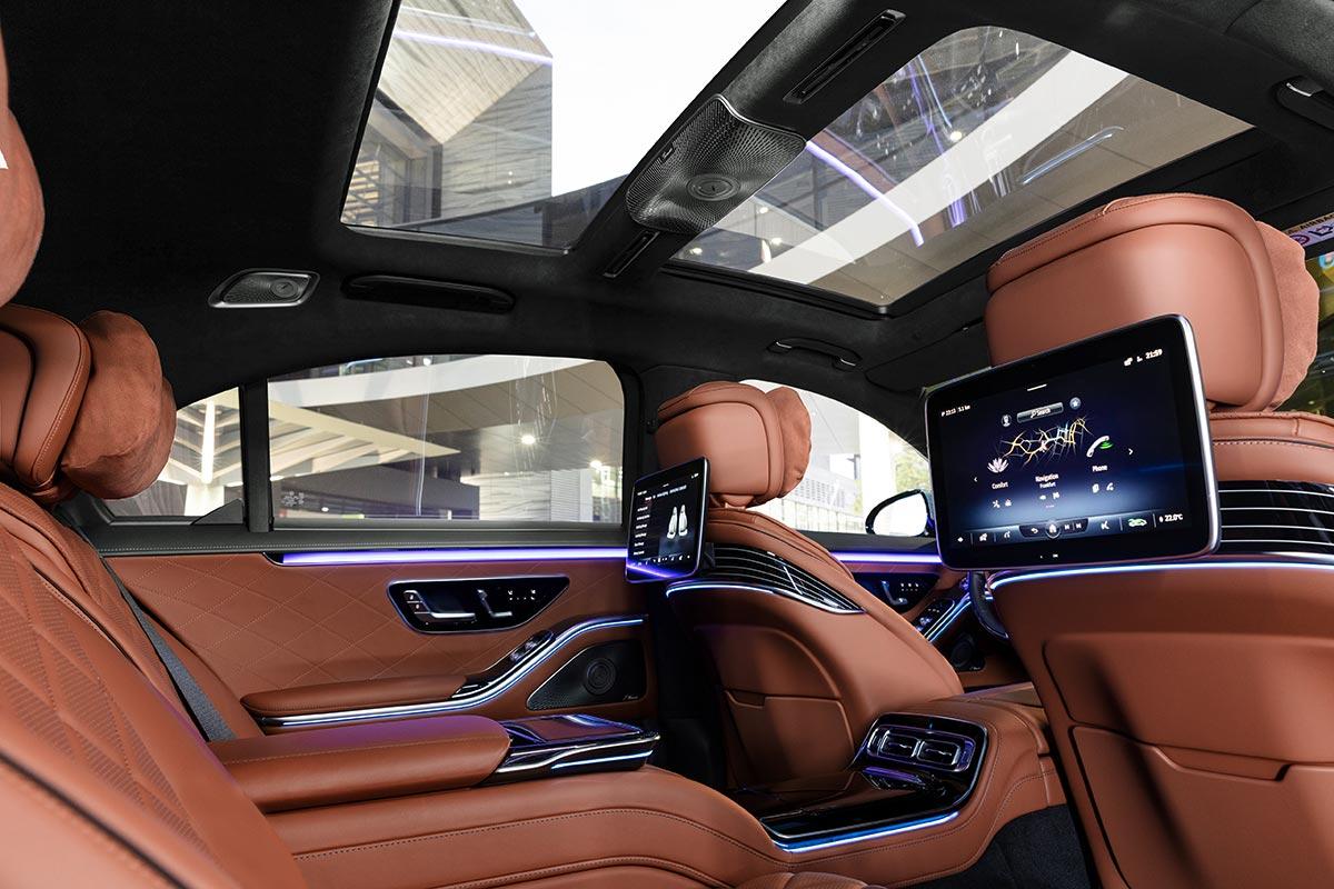 Mercedes Benz Clase S 2021 100 Kilometros Electricos Para El Hibrido Enchufable Soymotor Com