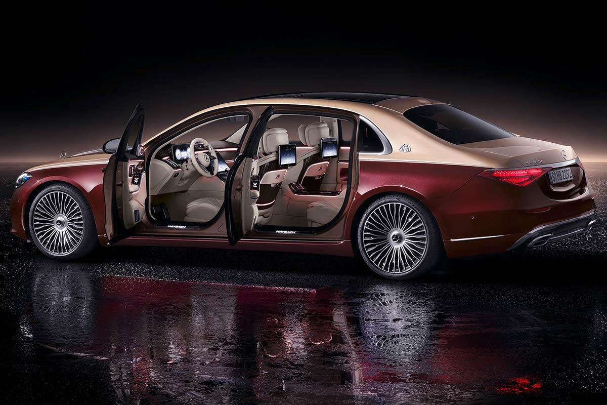 Mercedes Maybach Clase S 2021 Más Silencioso Más Distinguido Soymotor Com