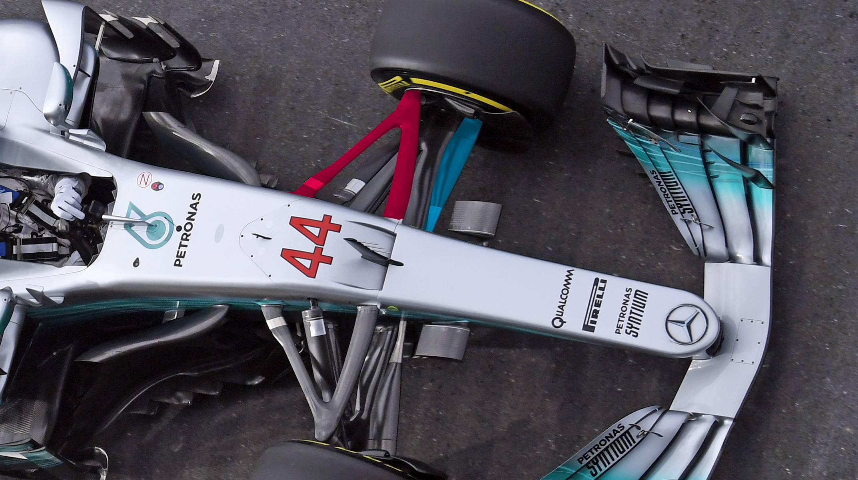 Mercedes W08: Análisis Técnico - SoyMotor.com