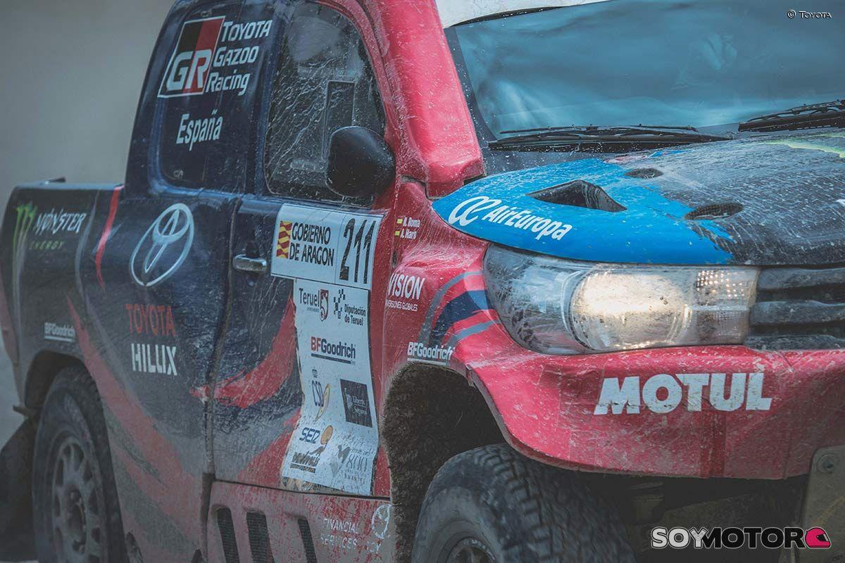 Nani Roma - Toyota Hilux