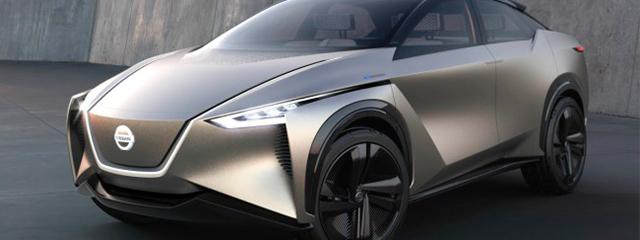 Nissan IMx Kuro Concept - Salón Ginebra 2018
