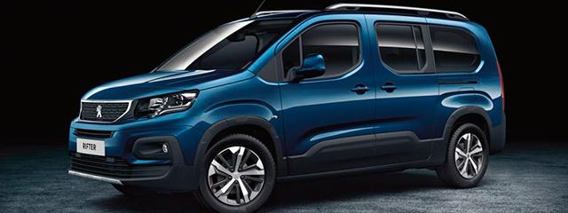 Peugeot Rifter - Salón Ginebra 2018