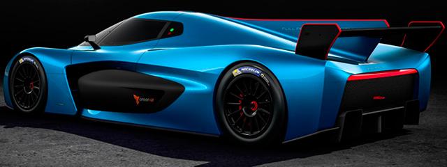 Pininfarina H2 Speed - Salón Ginebra 2018