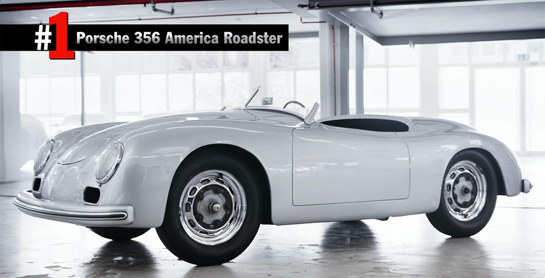 Porsche-356 America Roadster