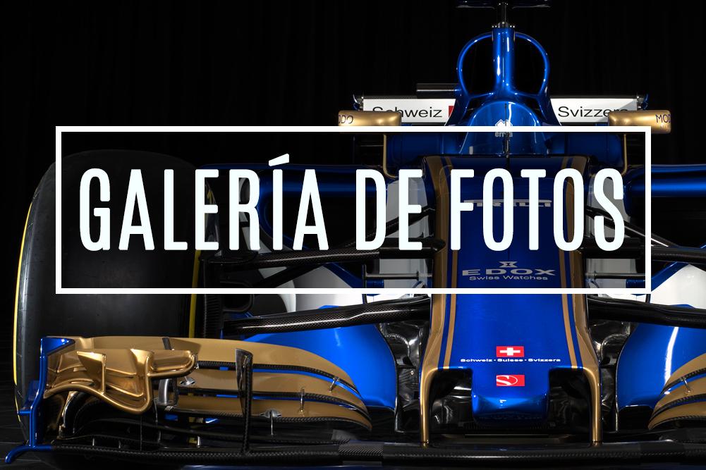 Sauber C36 - Galería de fotos
