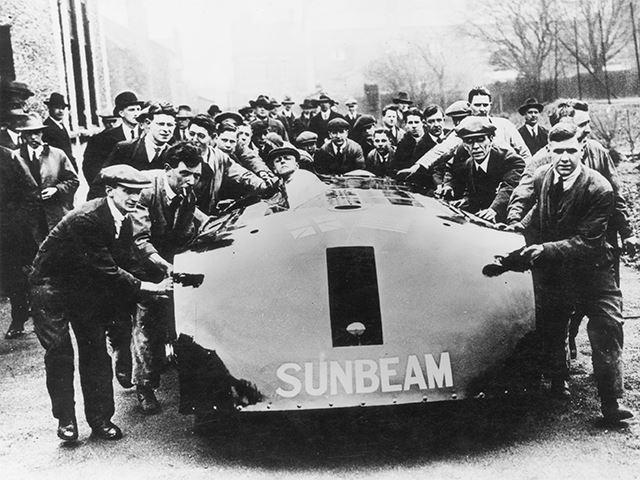 Sunbeam 1000HP