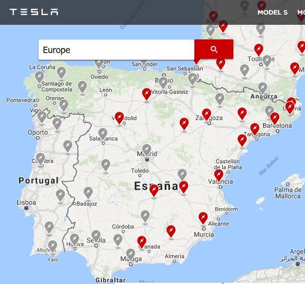 Superchargers en España