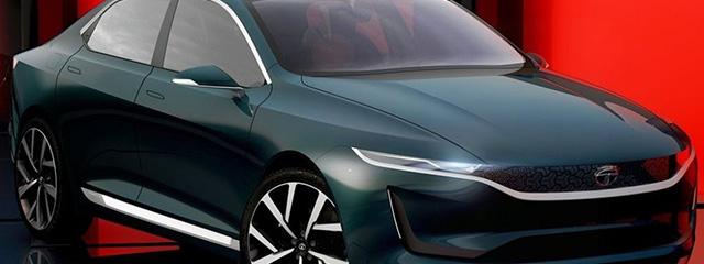 Tata EVision Concept - Salón Ginebra 2018