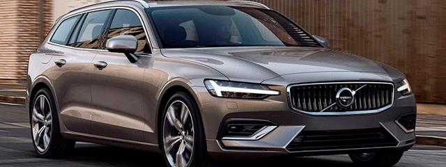 Volvo V60 - Salón Ginebra 2018