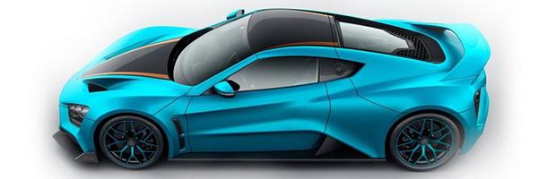Zenvo TS1 GT