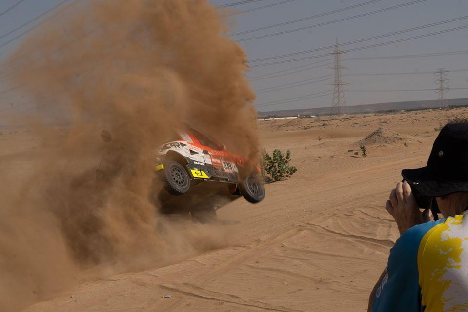 El Dakar 2020 no empezó y ya tiene una baja