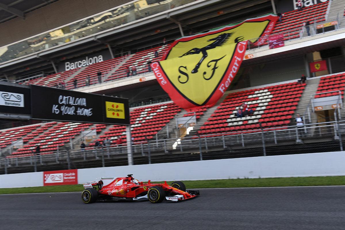 Los F1 siguen volando en rectas - SoyMotor.com