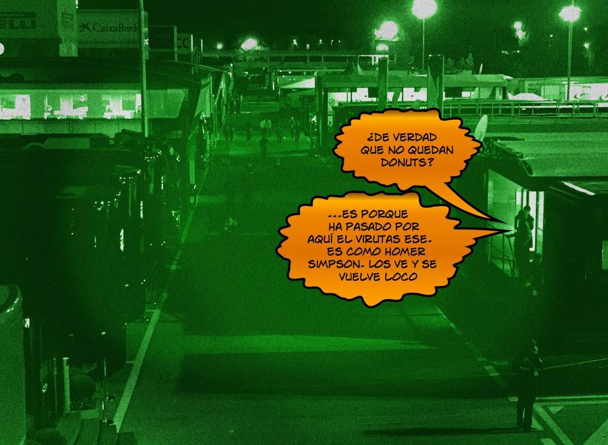 Visión nocturna - Virutas de Goma - SoyMotor.com
