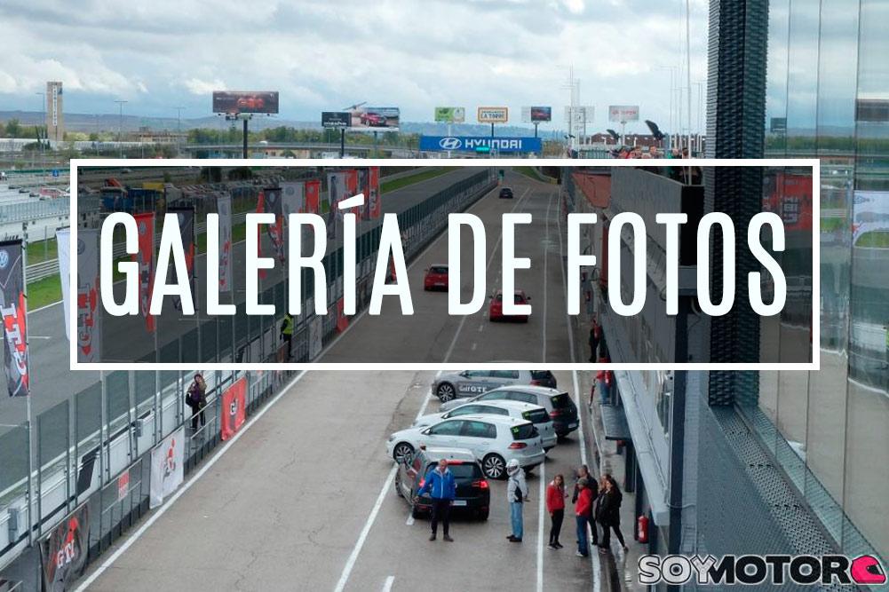 Galería fotos Volkswagen Driving Experiencie GTIDay