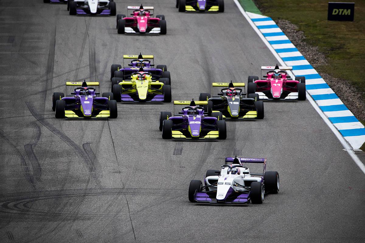 Las W Series acompañarán a la F1 a partir de 2021 - SoyMotor.com
