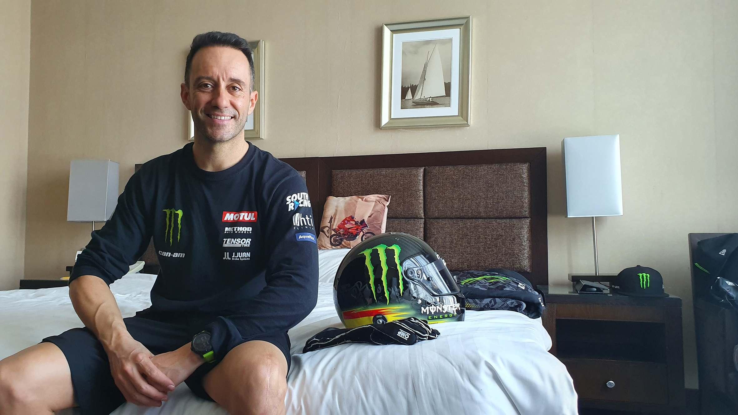 Gerard Farrés explica cómo pasan los pilotos el confinamiento pre-Dakar 2021 - SoyMotor.com