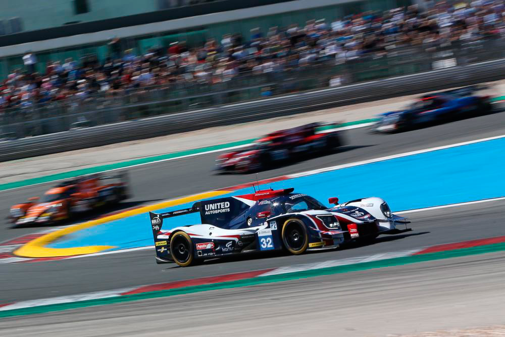 Brown y Alonso vigilaron las 4 Horas de Portimao